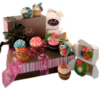 Cupcakery Signature Christmas Assortment