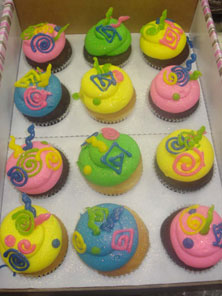 Mad Cupcakes